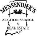 Mensendiek's Auction Service.